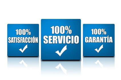 Servicio Satisfacción Garantía