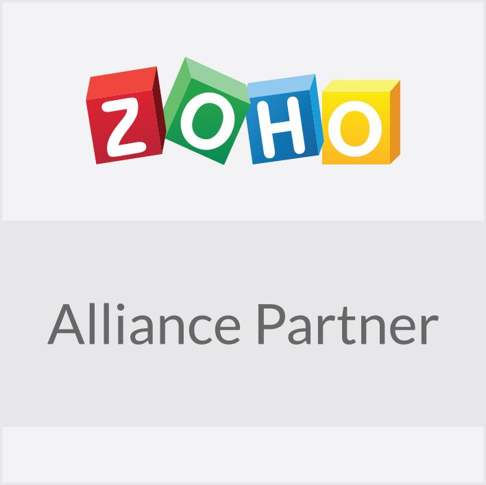 KAD Sistemas - ZOHO Alliance Partner